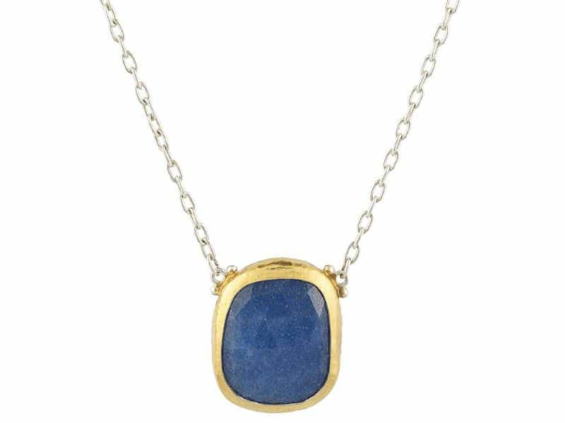 Gurhan elements collection 24k gold and silver single station blue home aloadofball Gallery