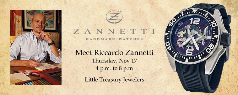 Meet Riccardo Zannetti