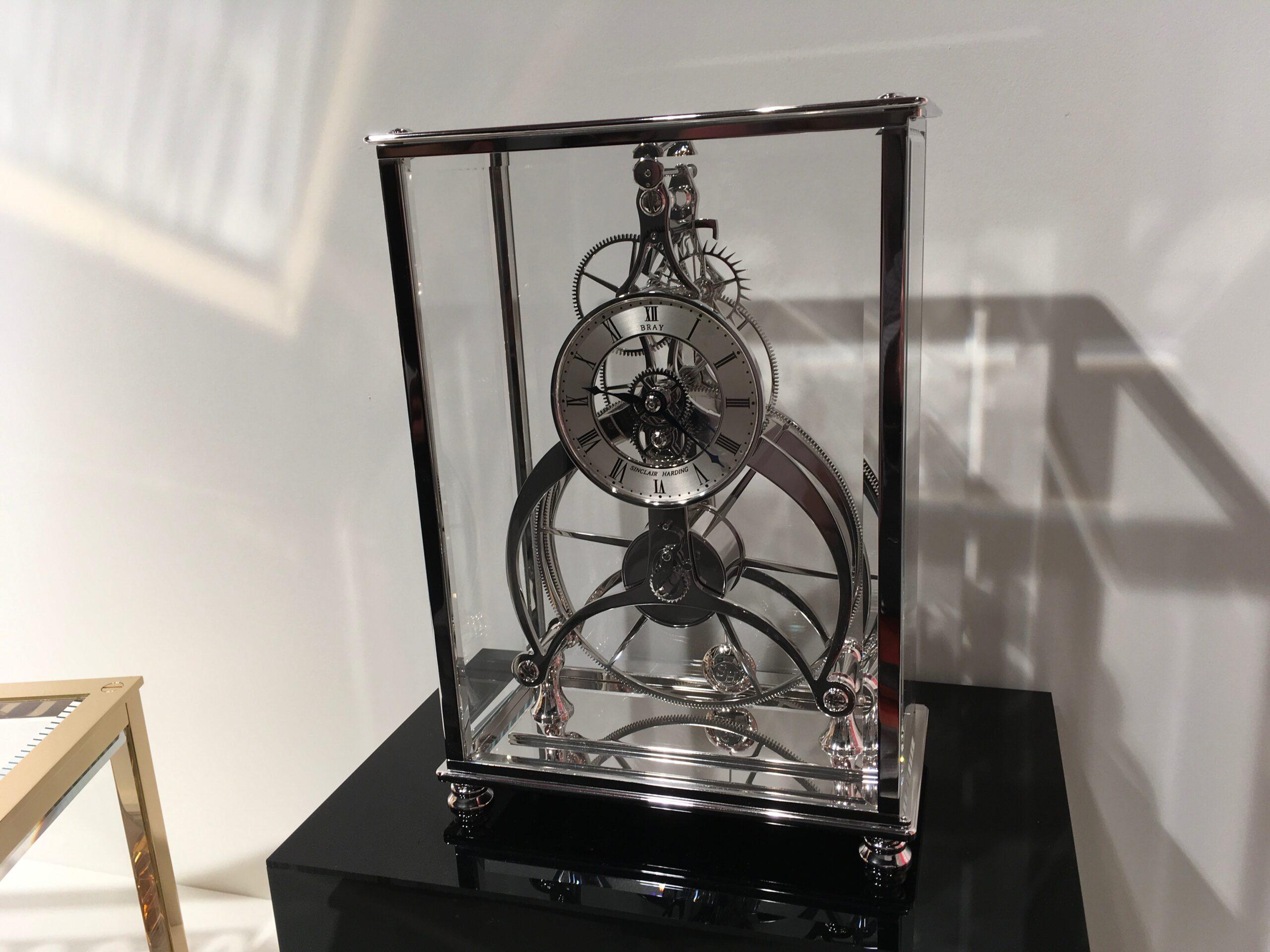 Rosemary Clock