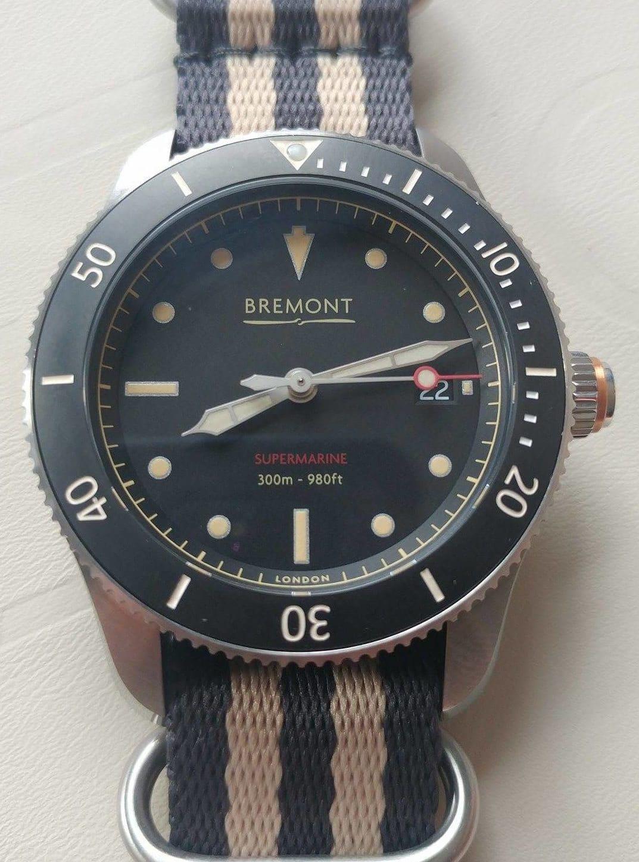 Bremont Type 301