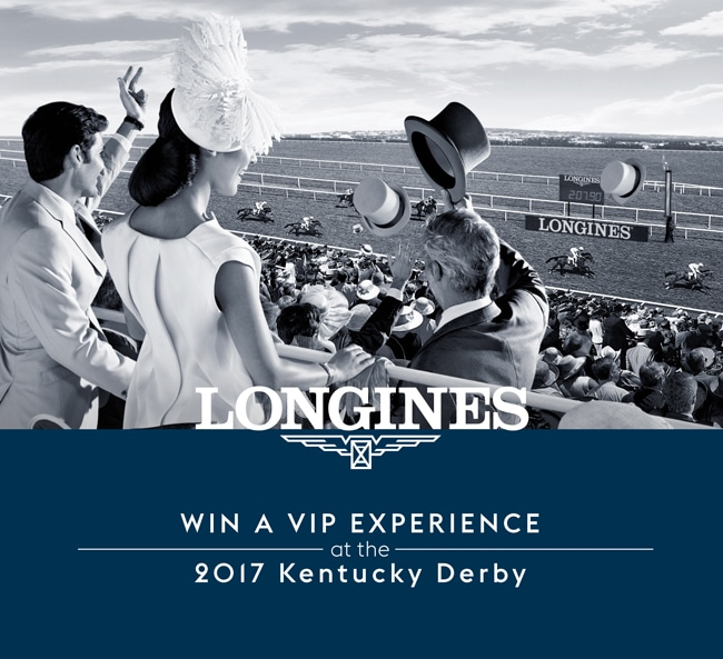 Longines Triple Crown Competition