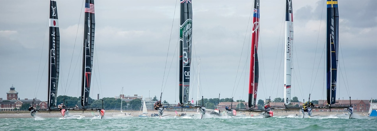 Bremont America Cup Banner