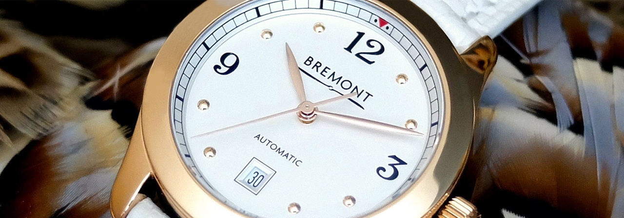 Bremont Solo 32 Womens Banner