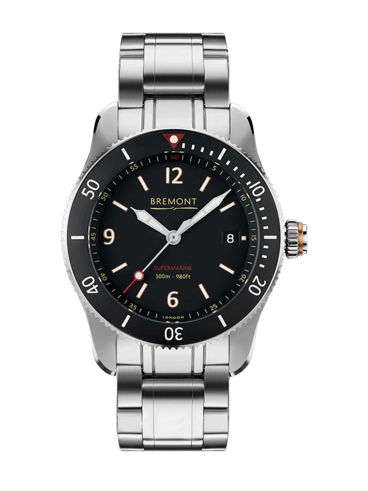 S300 BK BR Watch