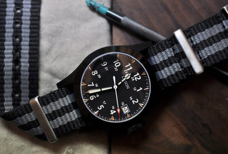 Orion Watches Field Standard Watch