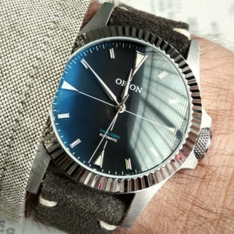 Orion Watches Lifestyle Image