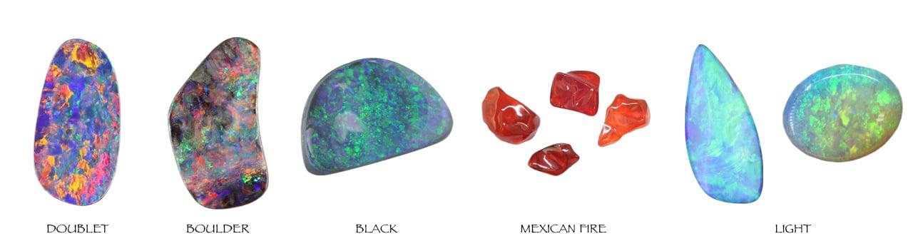 all opals