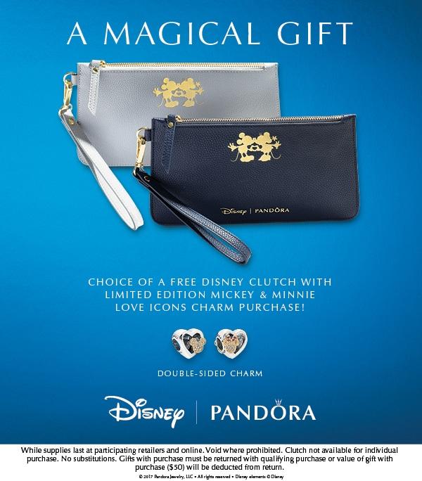 Pandora Disney Promotion