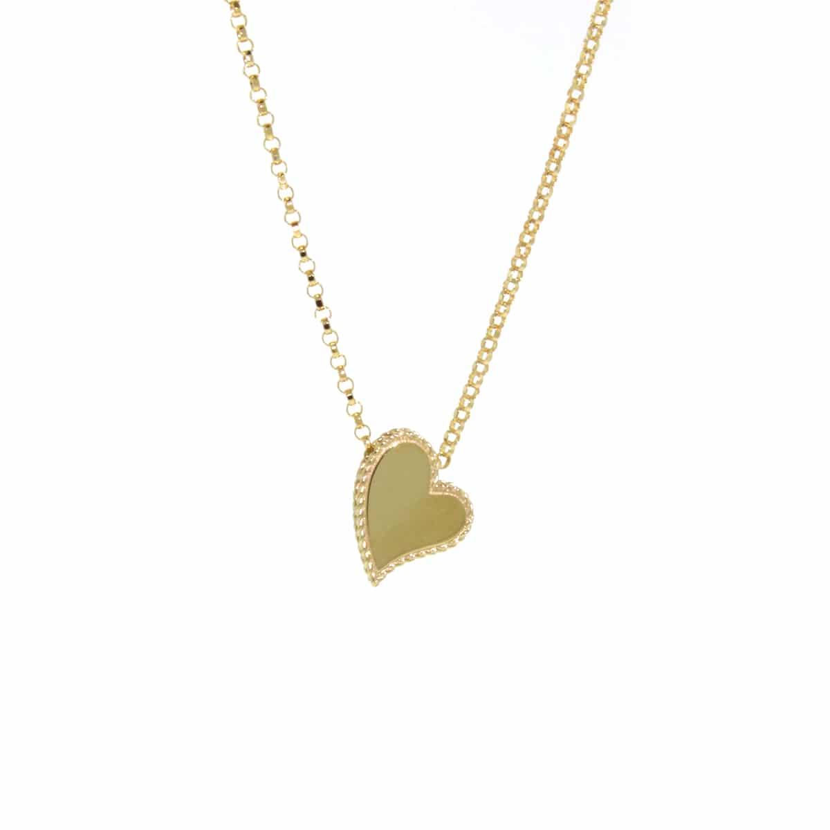 Roberto Coin heart necklace