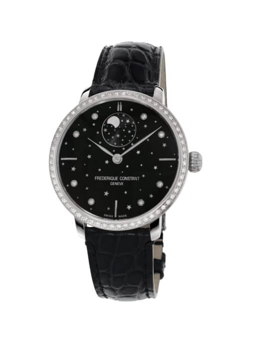 Frederique Constant Slimline Moonphase Stars FC-701BSD3SD6