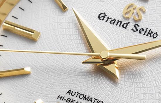 Grand Seiko Textured Dial 2018