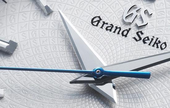 New Dial on 2018 Grand Seiko