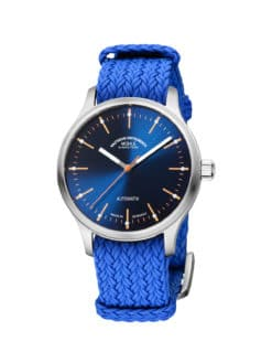 Panama Blau blue strap