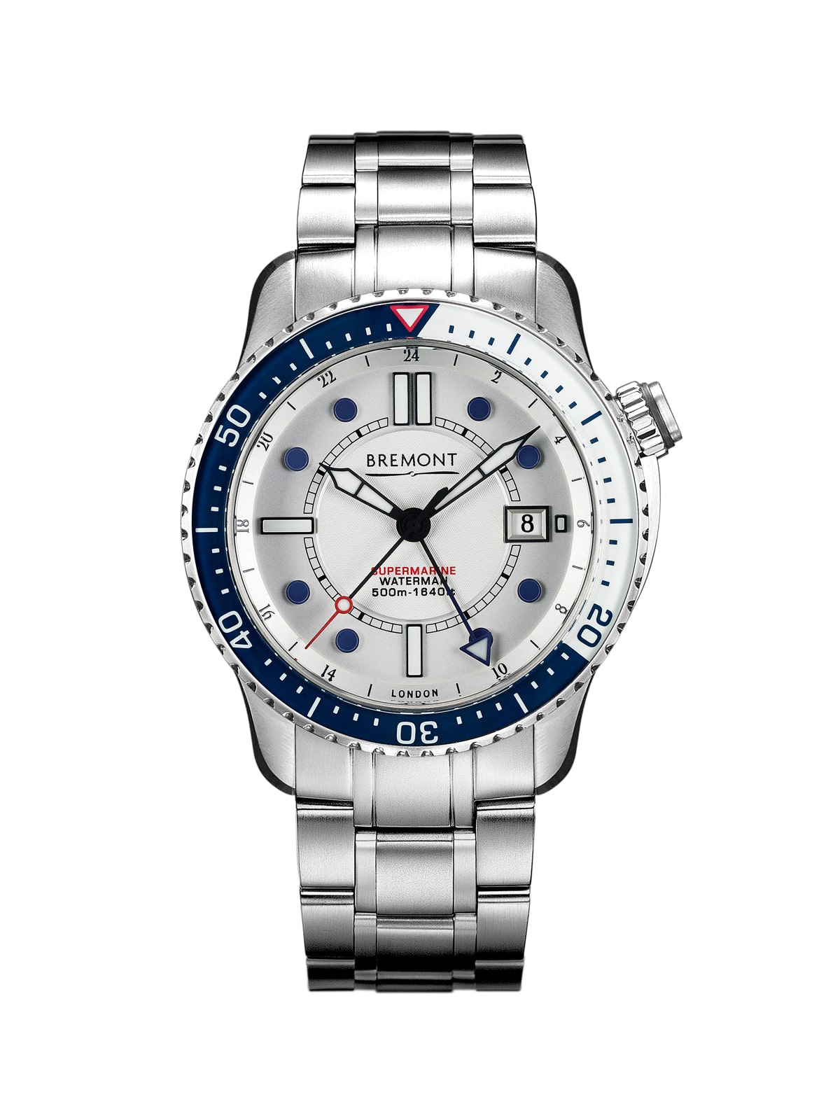 Bremont Waterman Limited Edition Bracelet