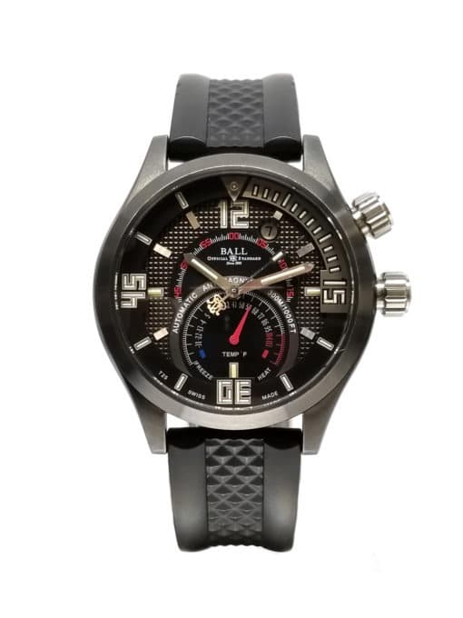 Ball Engineer Master II Diver TMT Limited Edition Front