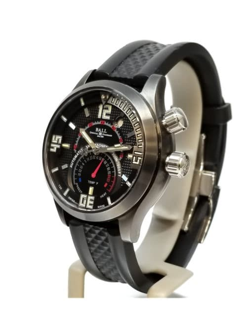 Ball Engineer Master II Diver TMT Limited Edition Side