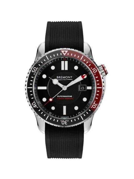 Bremont S2000 Red Watch