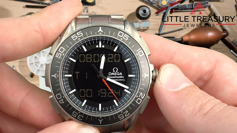 Omega X33 Speedmaster