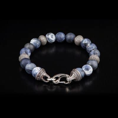 William Henry Beach Comber Bracelet Back