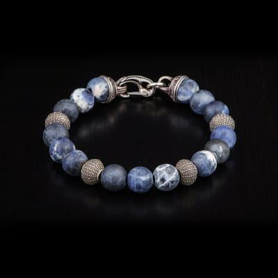 William Henry Beach Comber Bracelet Front