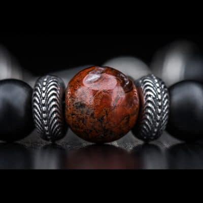 William Henry Gentis Bracelet close up