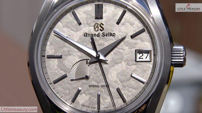 Grand Seiko Winter