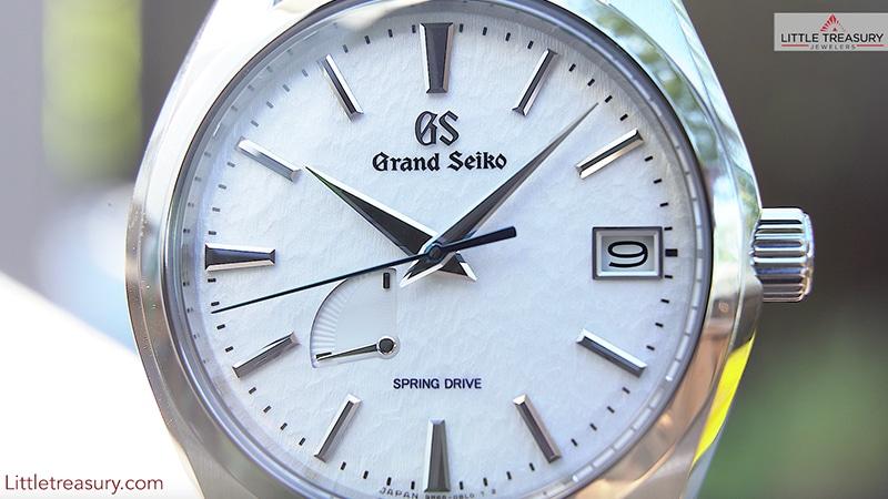 Grand Seiko Snowflake