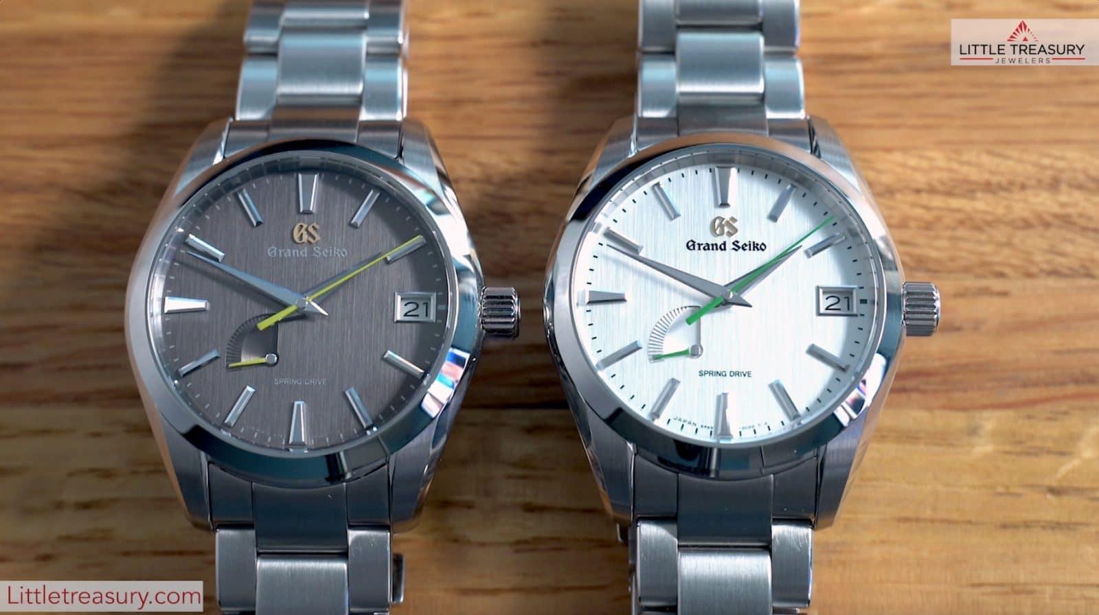 Grand Seiko Soko Watches
