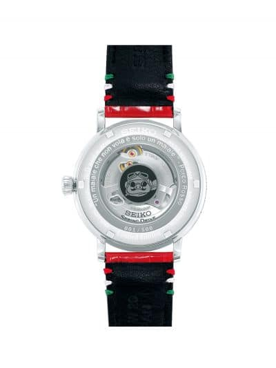 Seiko Presage SNR047 Ghibli Porco Rosso Limited Edition
